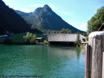 Lake Konigssee dock thumbnail