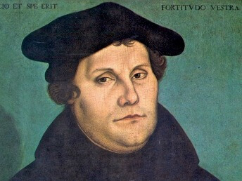 Martin Luther portrait