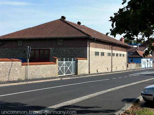 Building at Lager Hammelburg