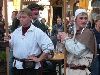 Wittenberg medieval faire
