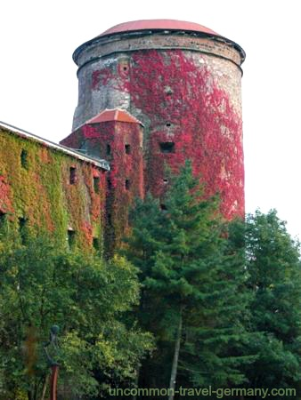 Wittenberg Castle Church Tower, Germany