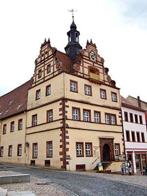 Colditz Germany Rathaus