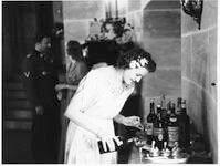 Gretl Fegelein at her wedding party, Eagle's Nest