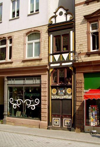 Tiny house, Eisenach Germany