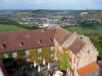 Hammelburg and Saaleck Castle thumbnail