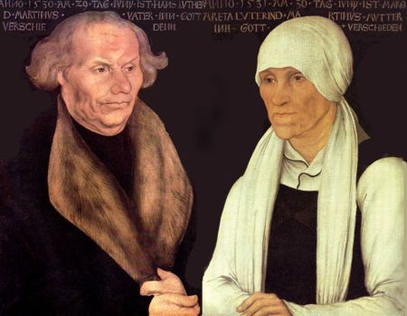 Martin Luther's Parents, Hans and Margarethe Luther