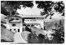 HItler's Berghof driveways view