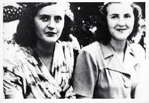 Gretl and Eva Braun