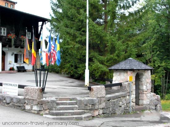 Former SS guard post, Hotel zum Turken, Obersalzberg