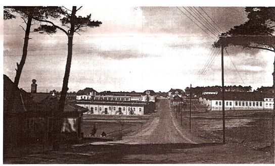 Lager Hammelburg, Future Stalag 13C (or rather Oflag 13B), 1938