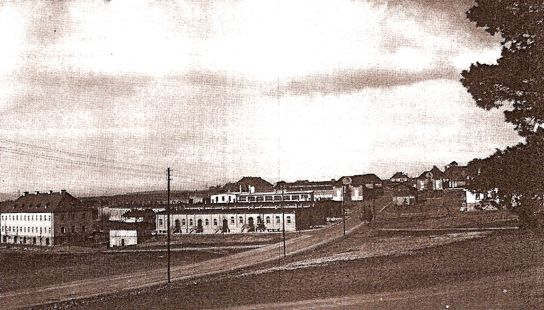 Lager Hammelblurg in 1938 (location of Stalag 13)