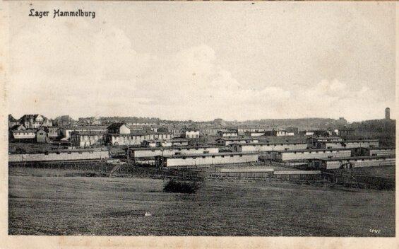 Lager Hammelburg, Nordlager, 1917
