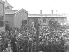 Liberation of Oflag 13, Hammelburg, 1945