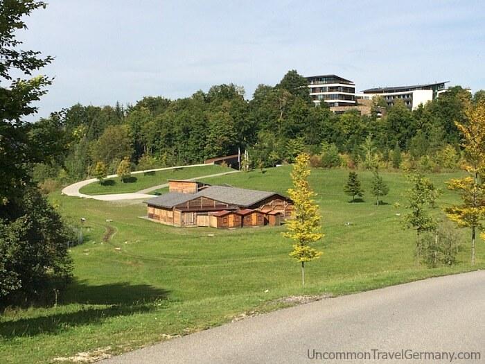 Kempinski Hotel and recreation area, Obersalzberg