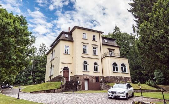 Parkhotel Muldental near Colditz Germany
