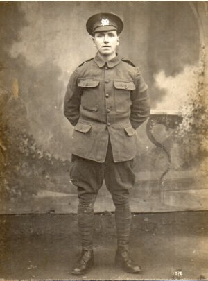 Private Walter Thompson, WWI English POW, Lager Hammelburg